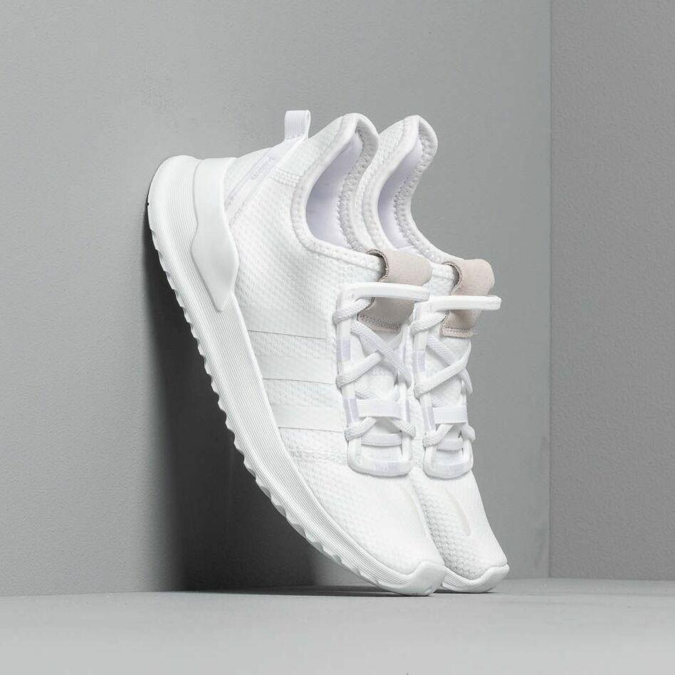 adidas U Path Run C Ftw White EUR 33