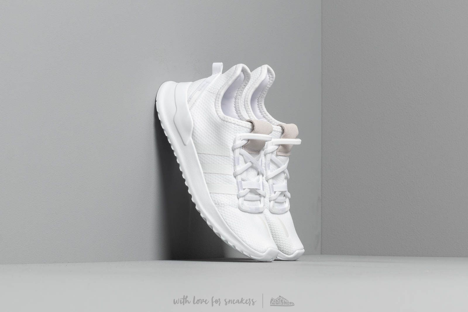 adidas U Path Run C Ftw White | Footshop