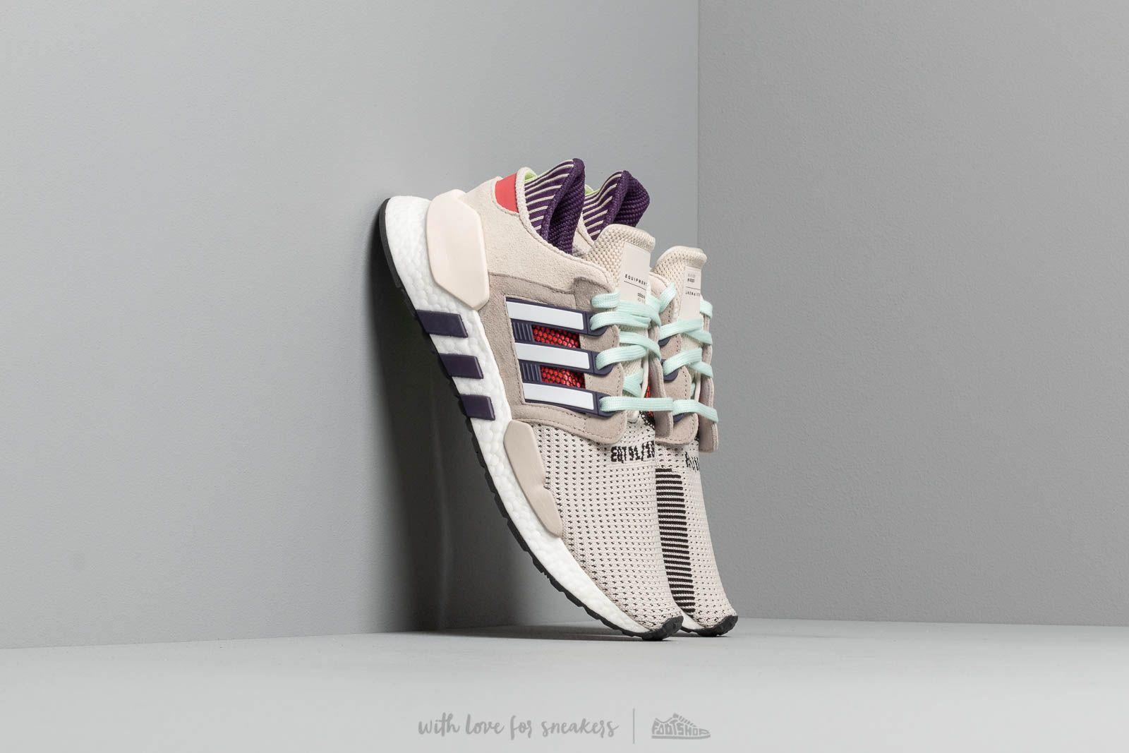 Chaussures Femme | Adidas Originals Beige EQT Support Clear