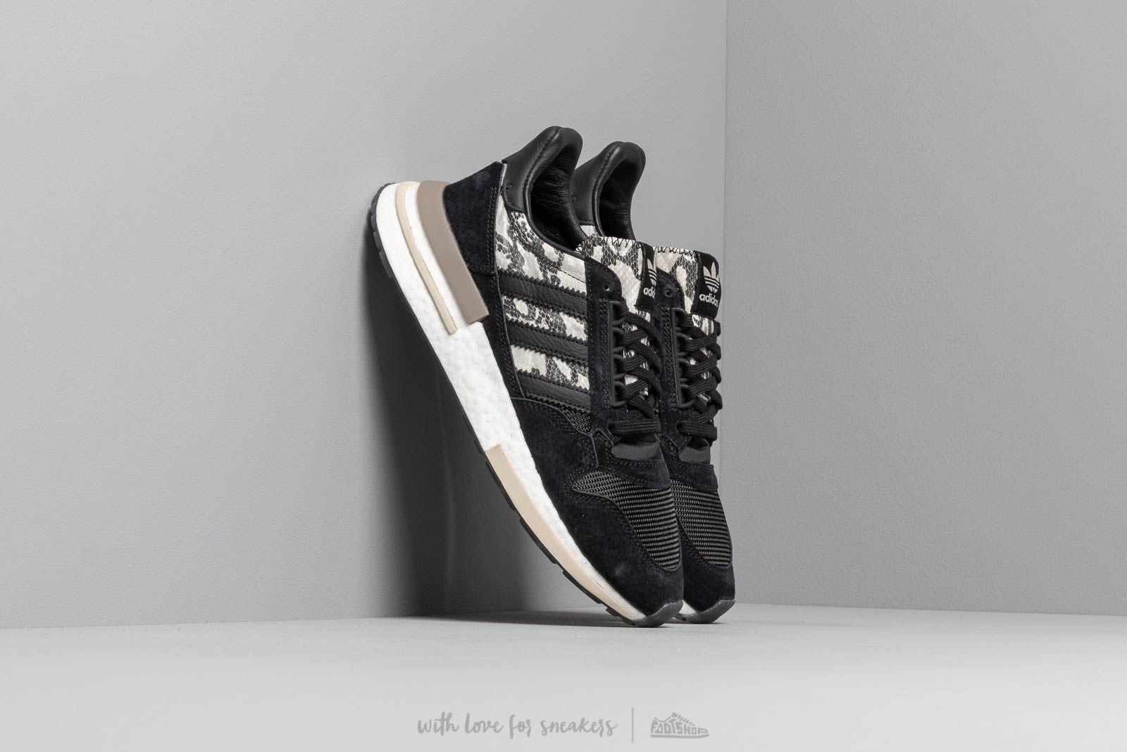 Pánské tenisky a boty adidas ZX 500 RM Core Black/ Core Black/ Ftw White