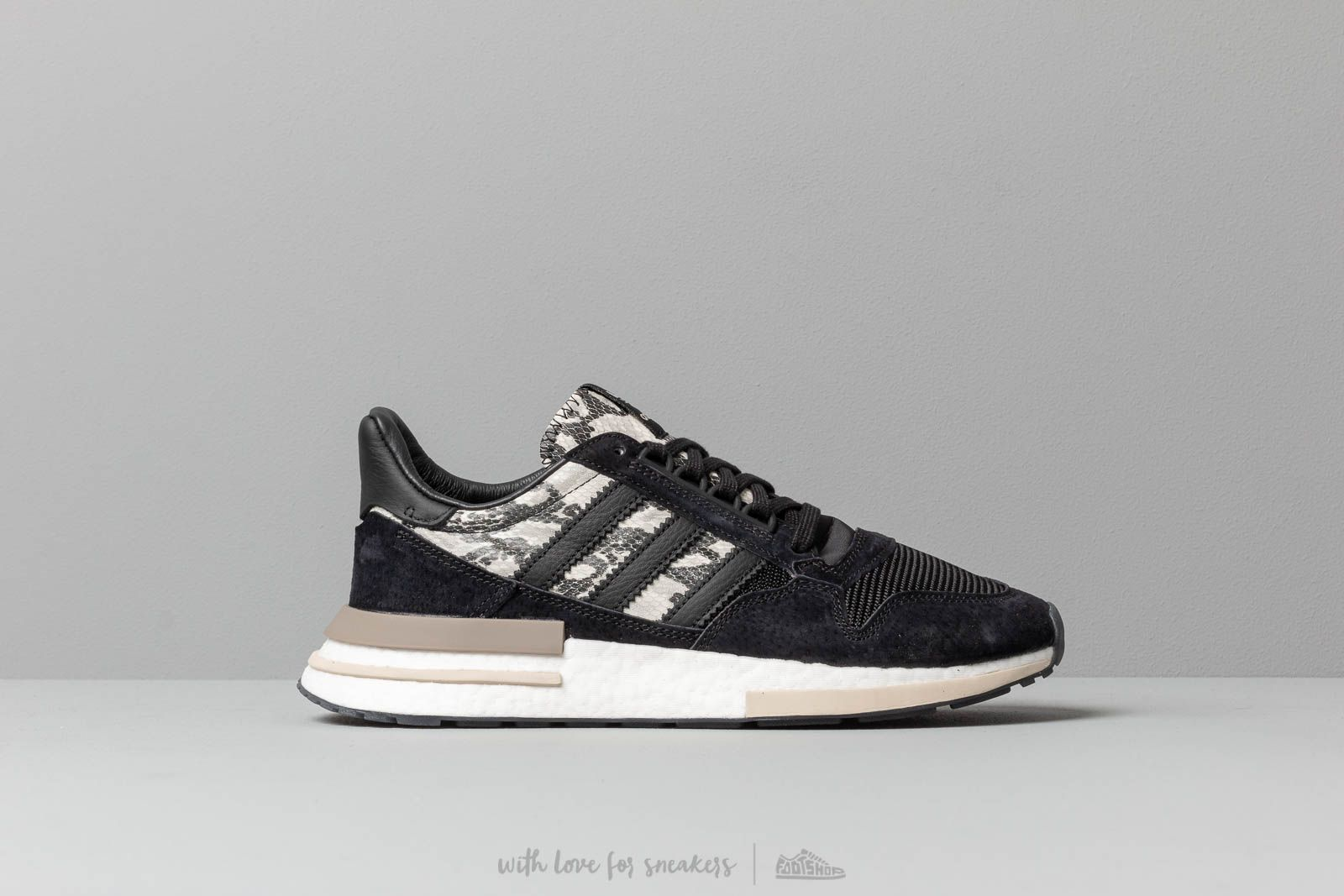 new product 5737a ff0c9 adidas Zx 500 Rm Core Black  Core Black  Ftw White at a great price