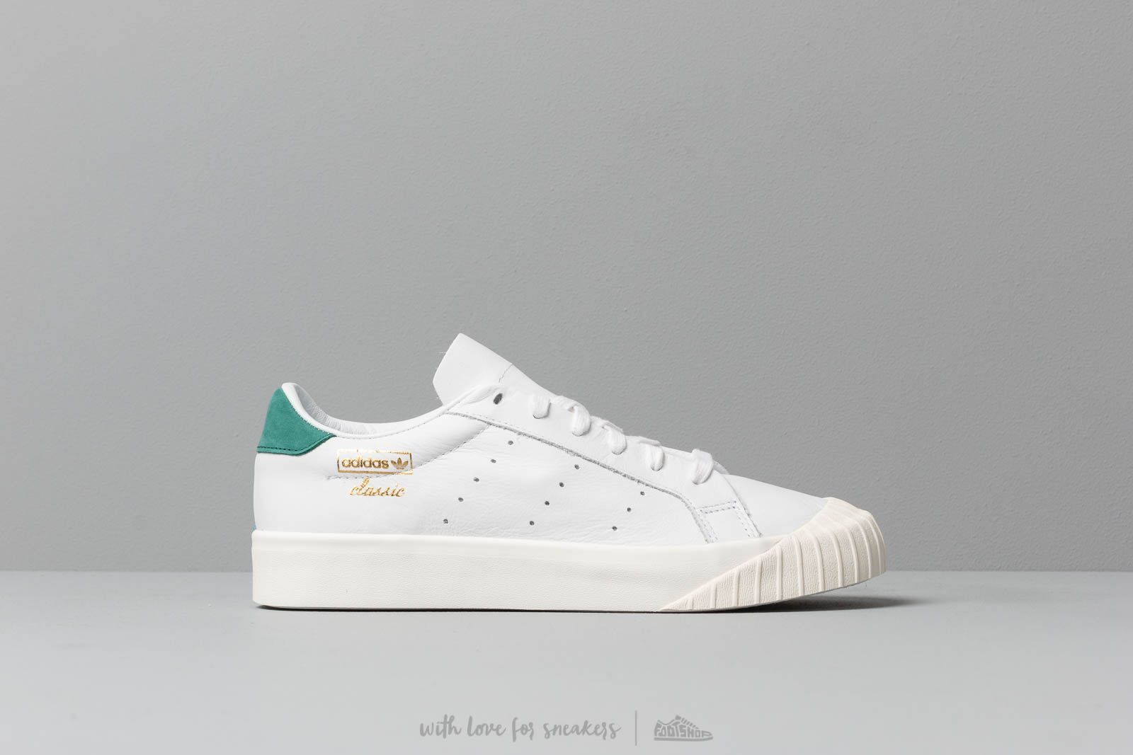 online store 1730e 89ee1 adidas Everyn W Ftw White Ftw White Collegiate Green at a great price 92