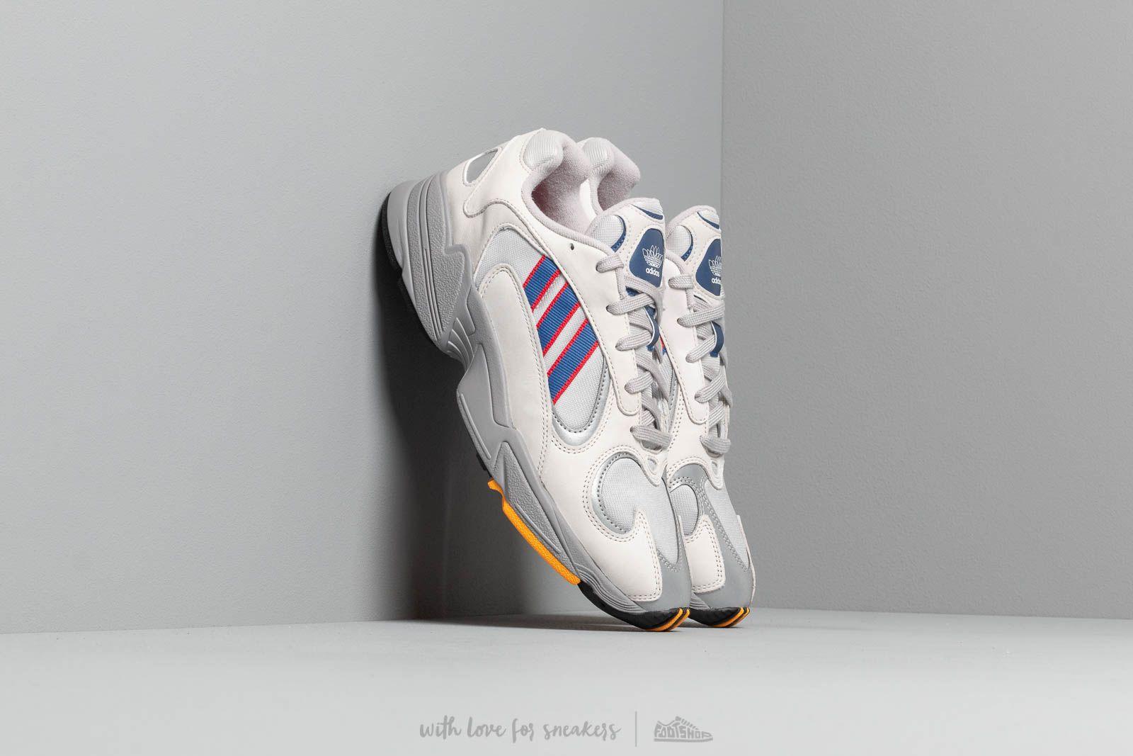 adidas Yung-1 Grey Two/ Croyal/ Scarle za skvelú cenu 114 € kúpite na Footshop.sk