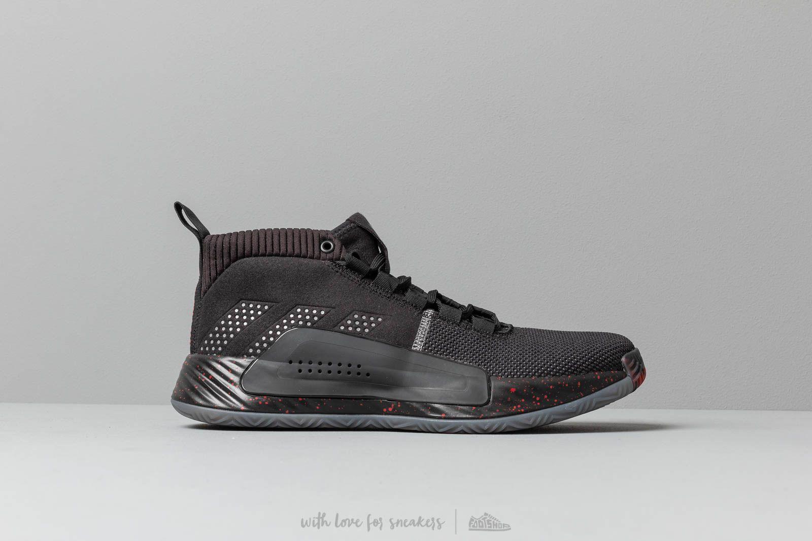 huge discount b8fbb 082ec adidas Dame 5 Core Black Grethr Grey Four at a great price 106 €