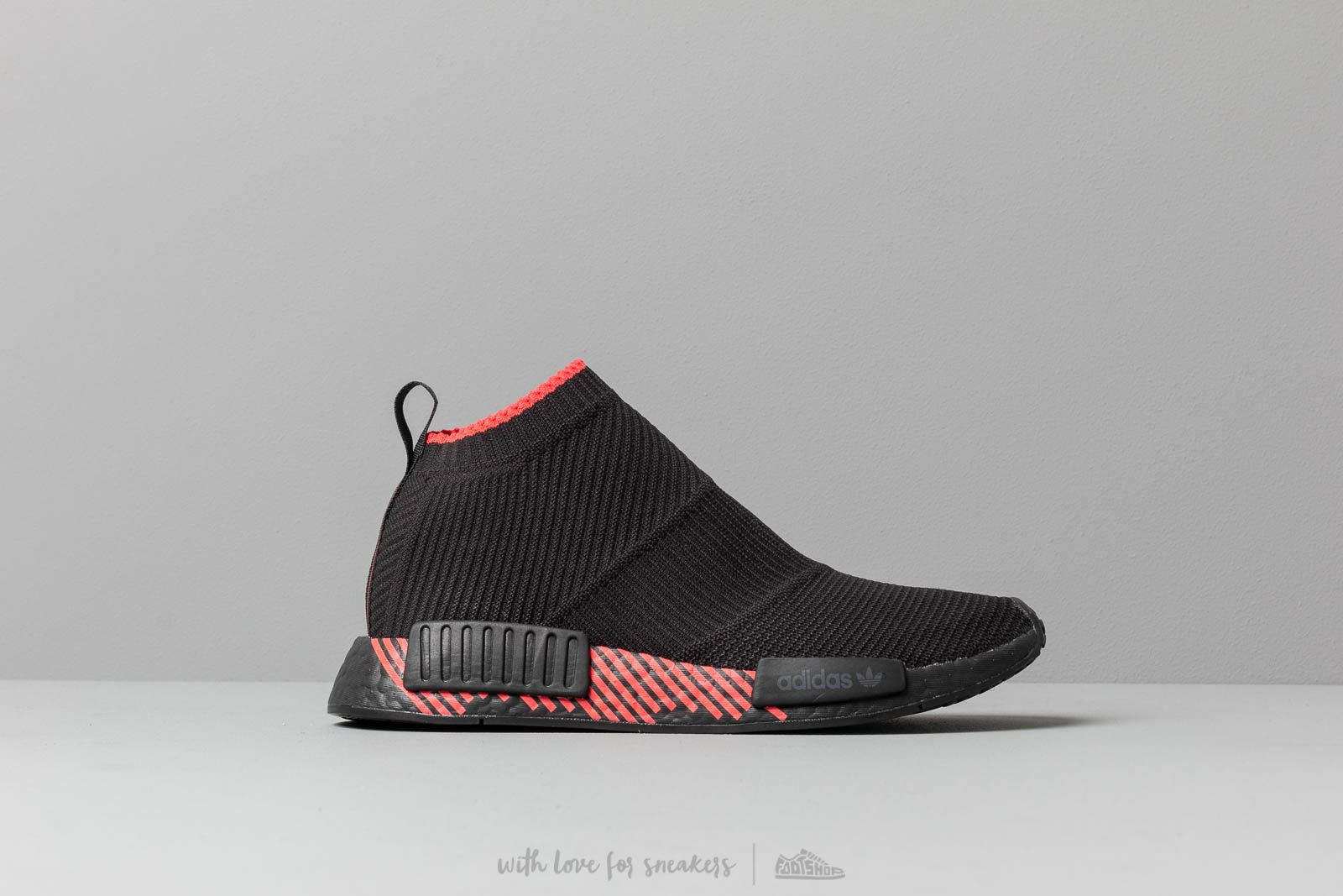 2eb9b6d1a96f0 adidas NMD CS1 PK Core Black  Core Black  Shock Red at a great price 176