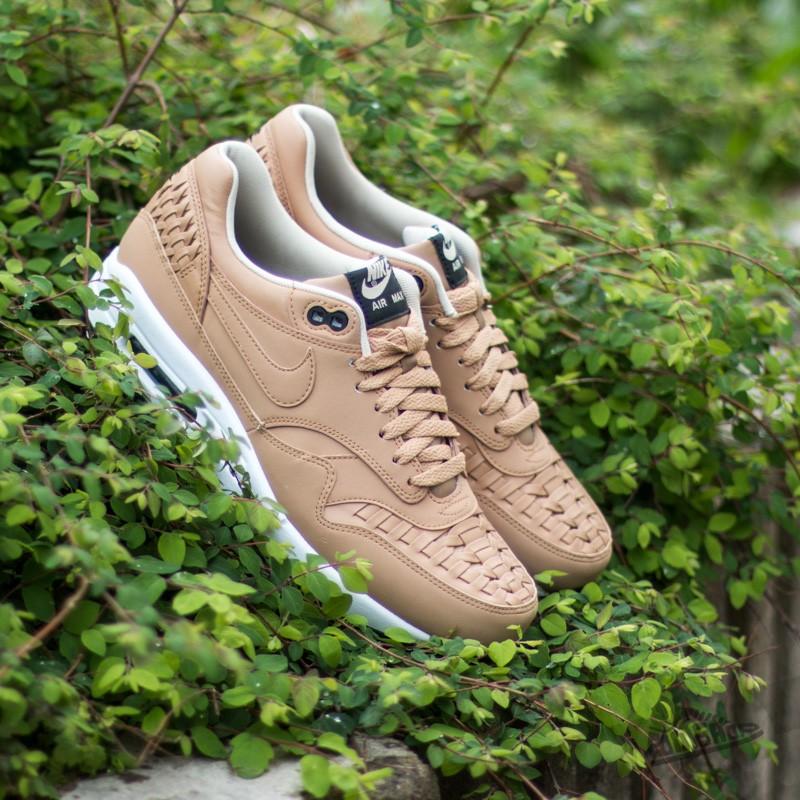 Nike Air Max 1 Woven Pale Shale | Footshop