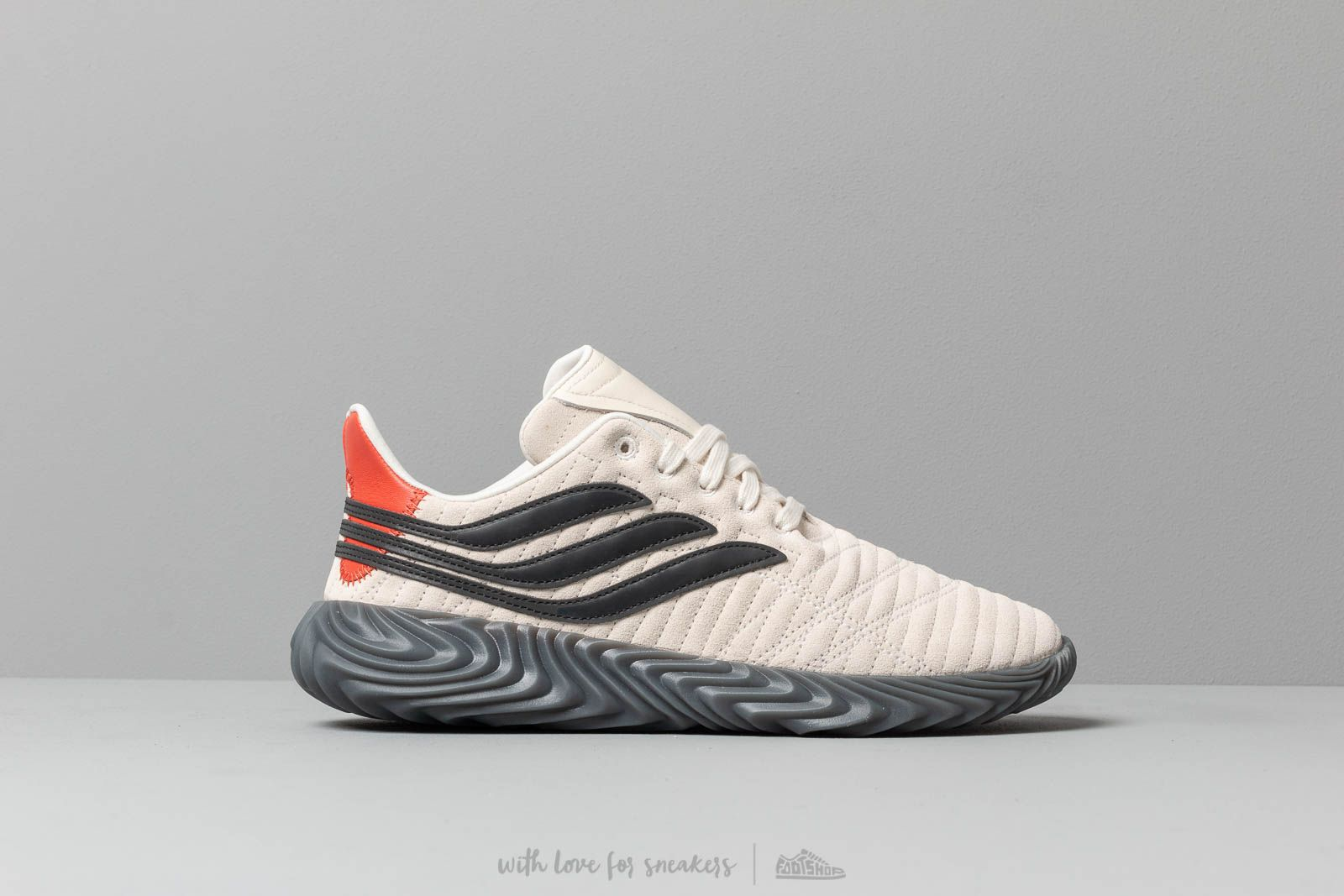 f73d8dcd3f7 adidas Sobakov Off White  Core Black  Rawamb at a great price £99 buy