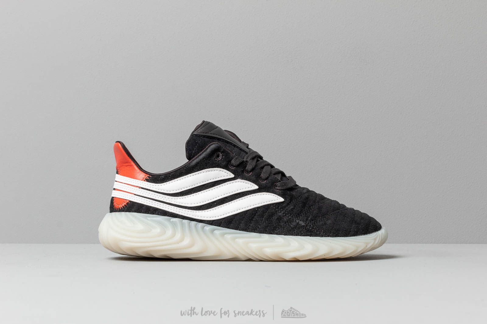 bc702fe5a5f adidas Sobakov Core Black  Off White  Rawamb at a great price £99 buy