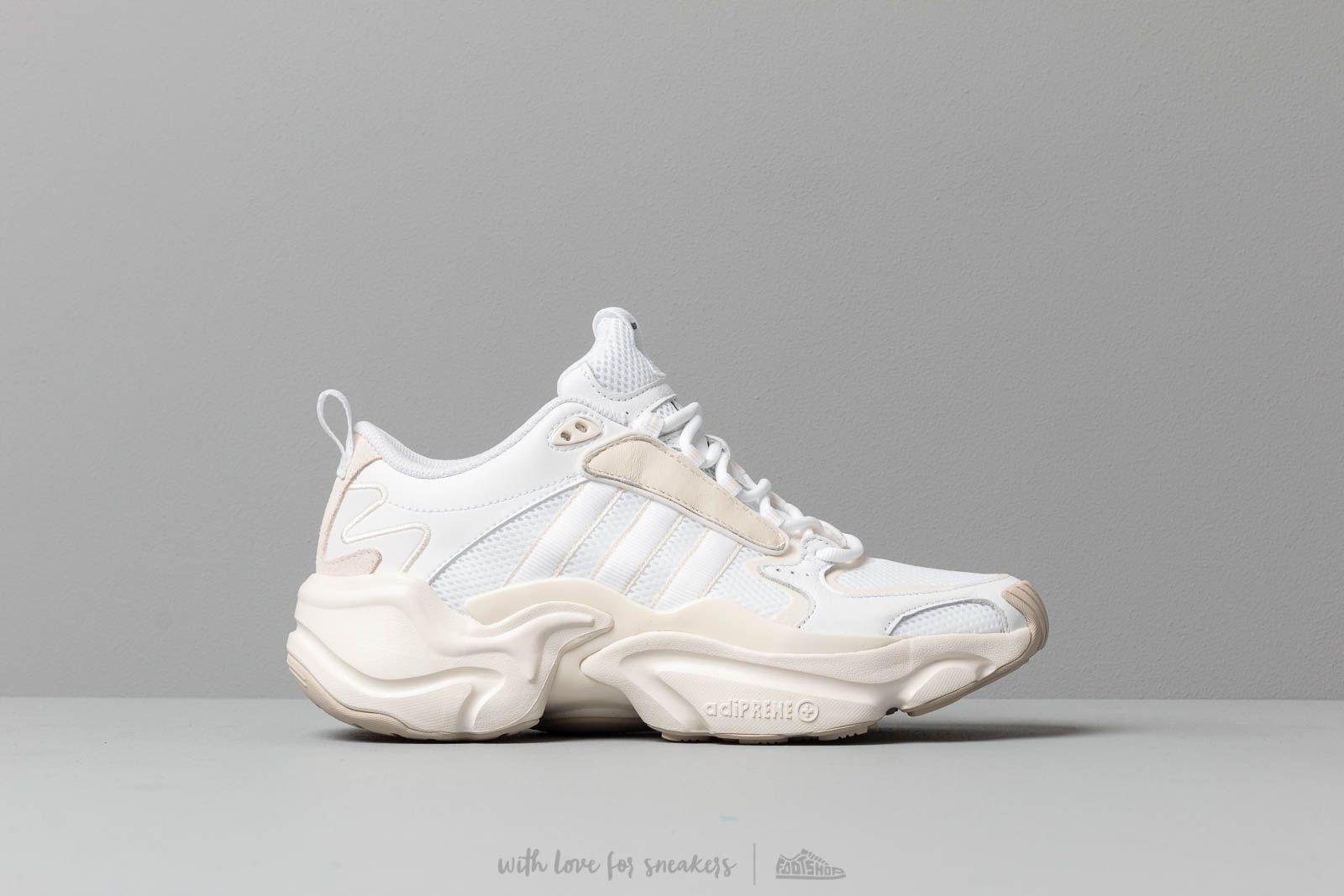 43b32e92cd6ac adidas Consortium x Naked Magmur Runner Ftwr White  Chalk White  Off White  at a