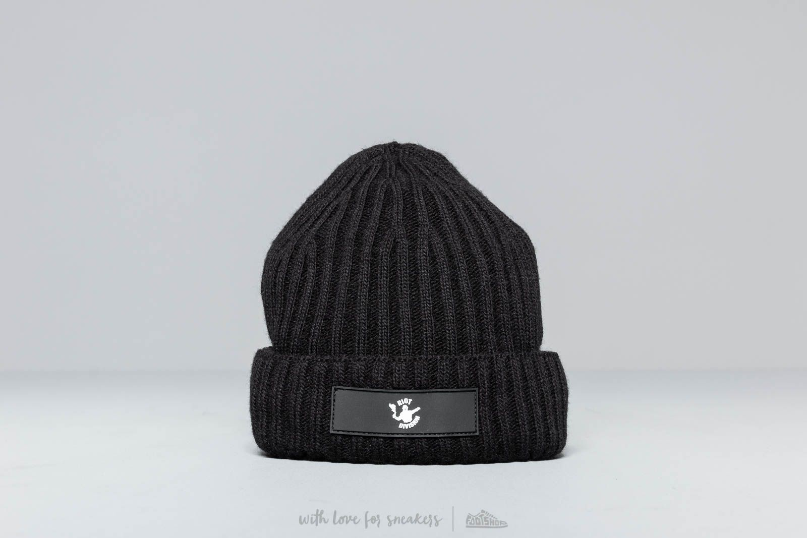 Riot Division Stealth Hat Black za skvelú cenu 59 € kúpite na Footshop.sk