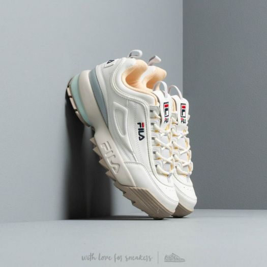 FILA Disruptor CB Low Wmn Marshmallow/ Grey Violet | Footshop
