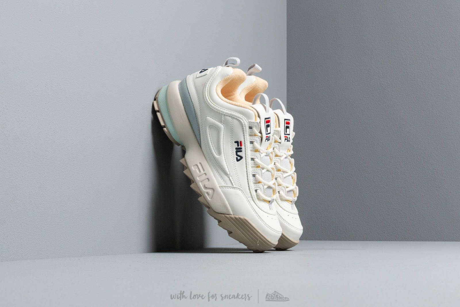 FILA Disruptor CB Low Wmn Marshmallow/ Grey Violet at a great price 113 € buy at Footshop