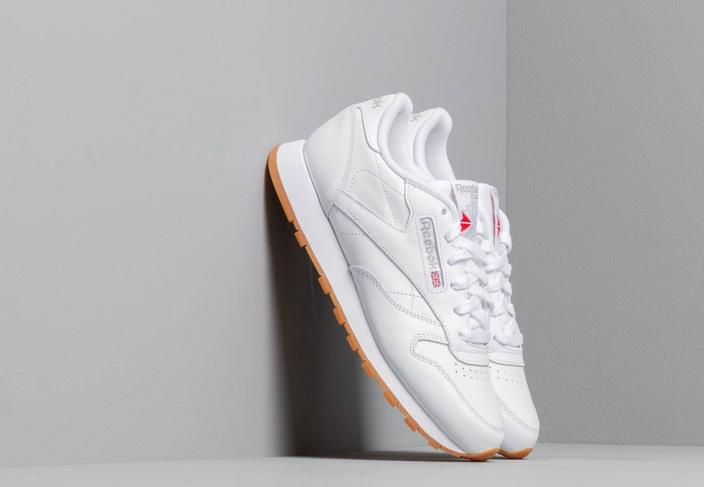 Reebok W Classic Leather White/ Gum EUR 39