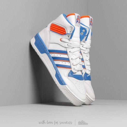 adidas Rivalry Crystal White Blue Orange | Footshop