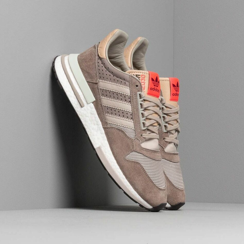 adidas ZX 500 RM Simple Brown Light Brown Ftw White