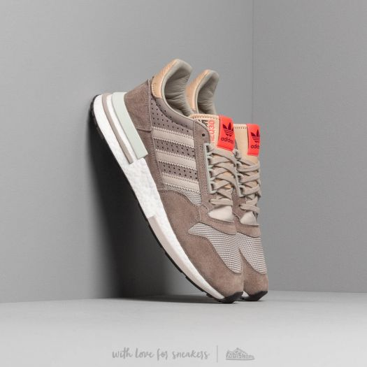 adidas ZX 500 RM Simple Brown/ Light Brown/ Ftw White | Footshop