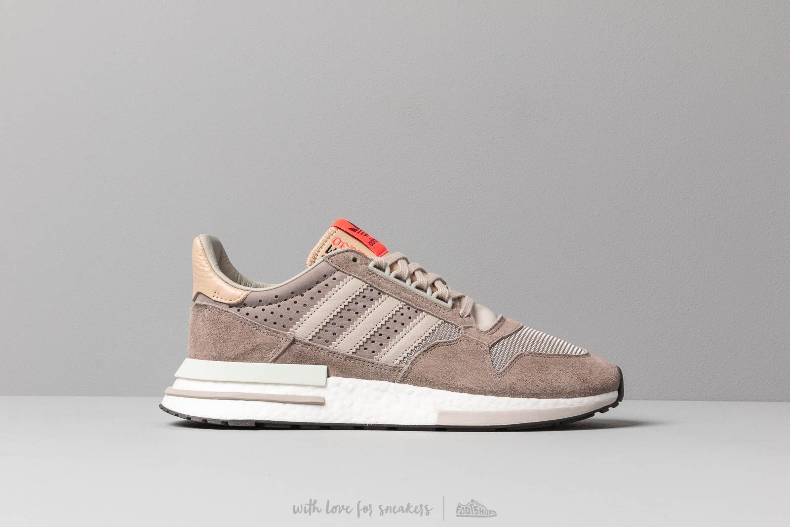 998dd38136dd2 adidas ZX 500 RM Simple Brown  Light Brown  Ftw White at a great price