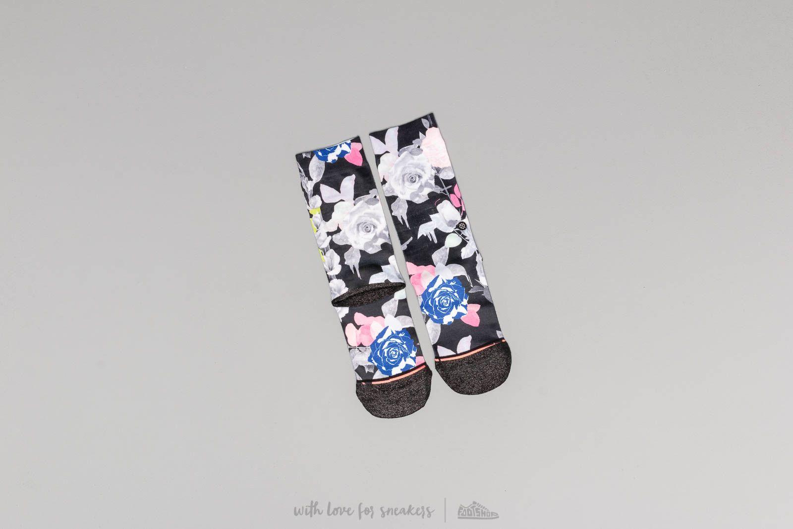 Ponožky Stance Splendid Crew Socks Black