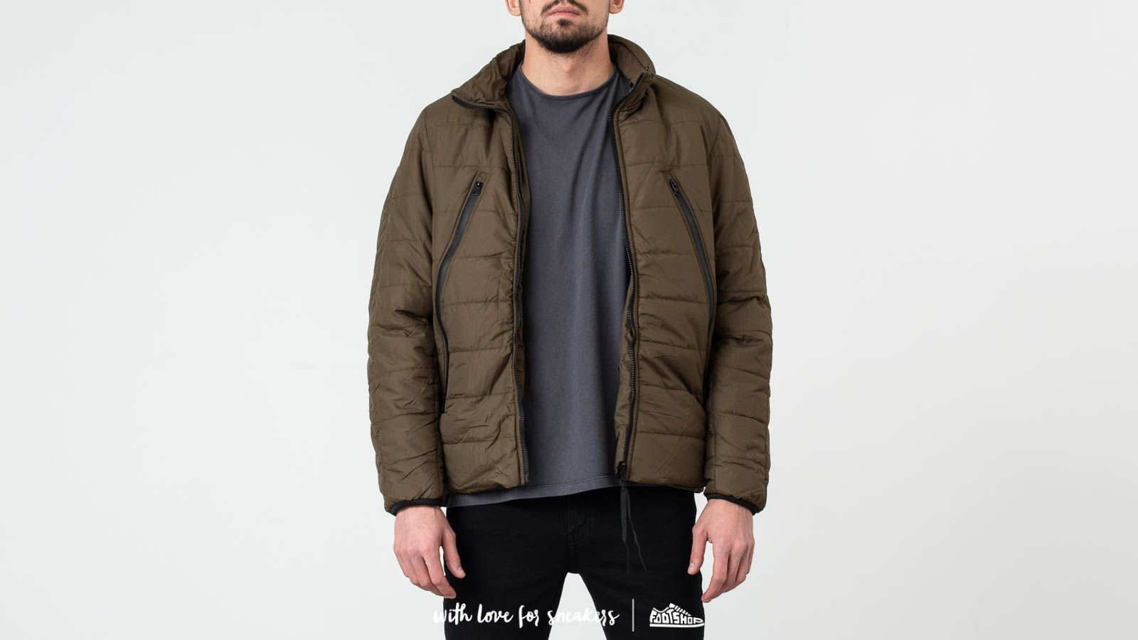Riot Division Transformer Parka To Short Jacket