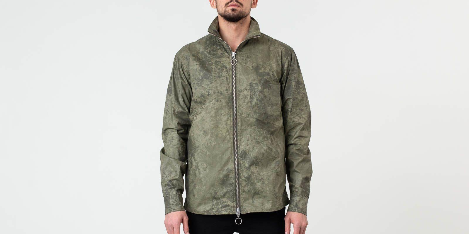 Soulland Barney Jacket Green