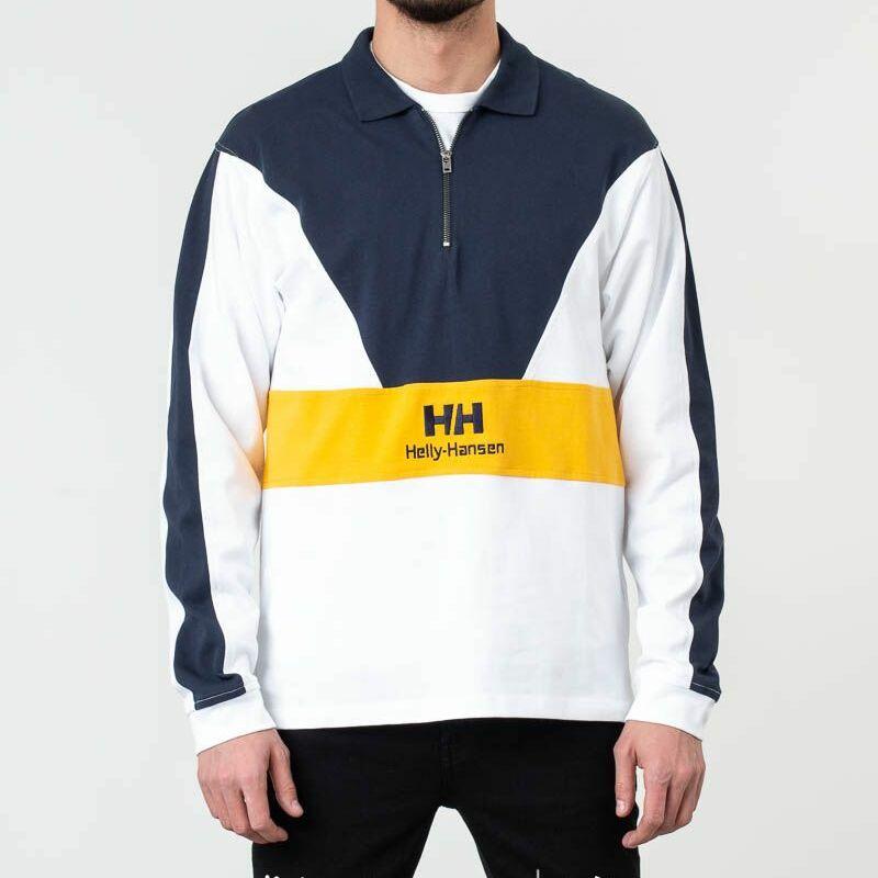 Helly Hansen Urban 1/2 Zip Rugger White