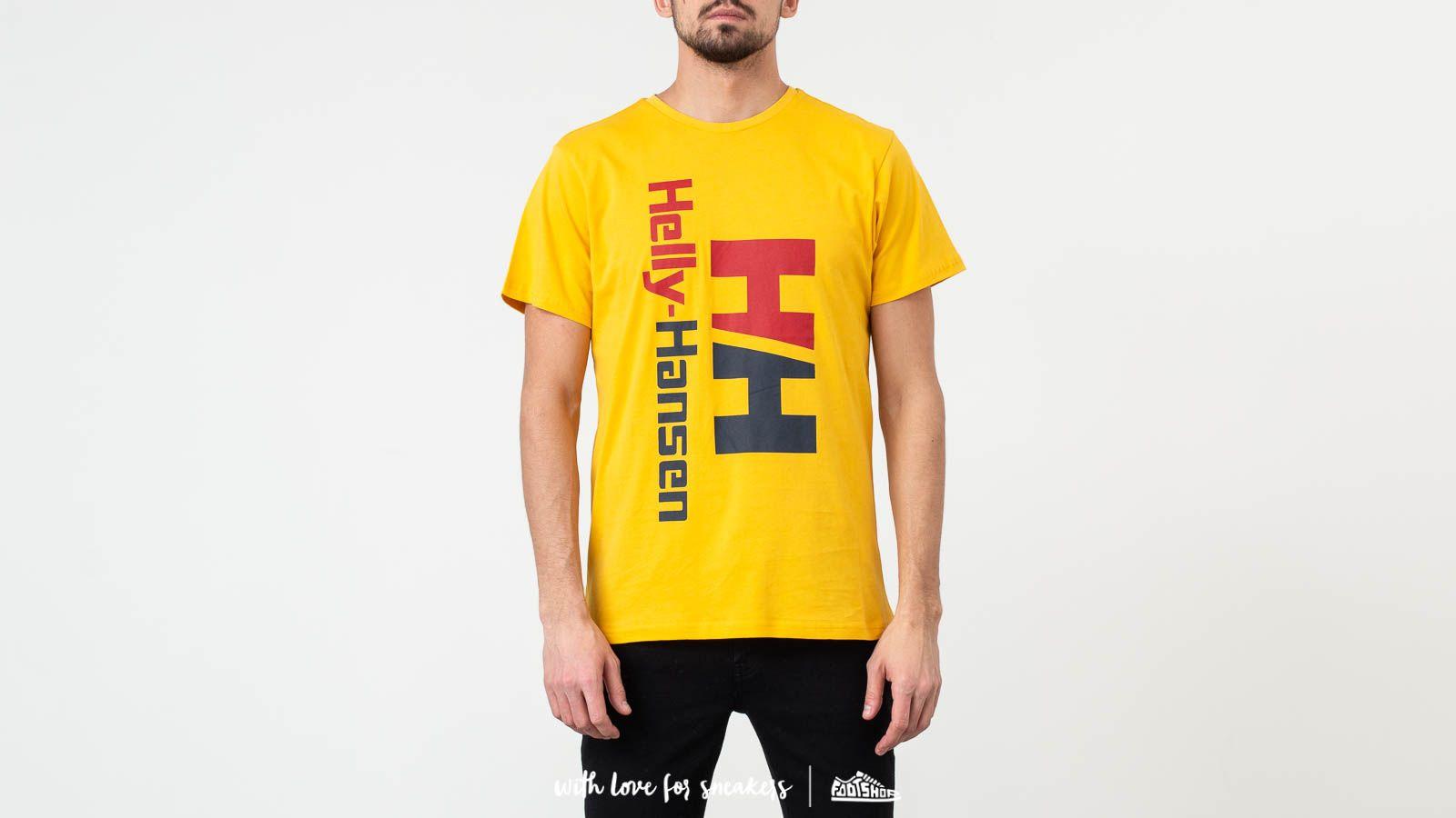 Helly Hansen Retro Tee Essential Yellow za skvelú cenu 37 € kúpite na Footshop.sk