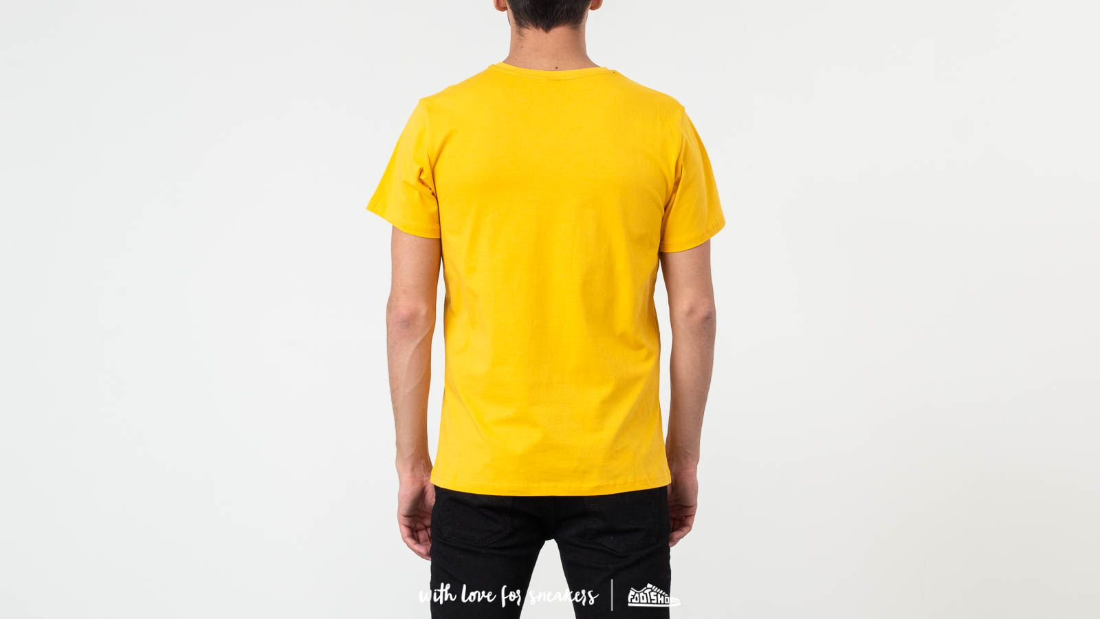 91232eb02901 Helly Hansen Retro Tee Essential Yellow at a great price  43 buy at Footshop