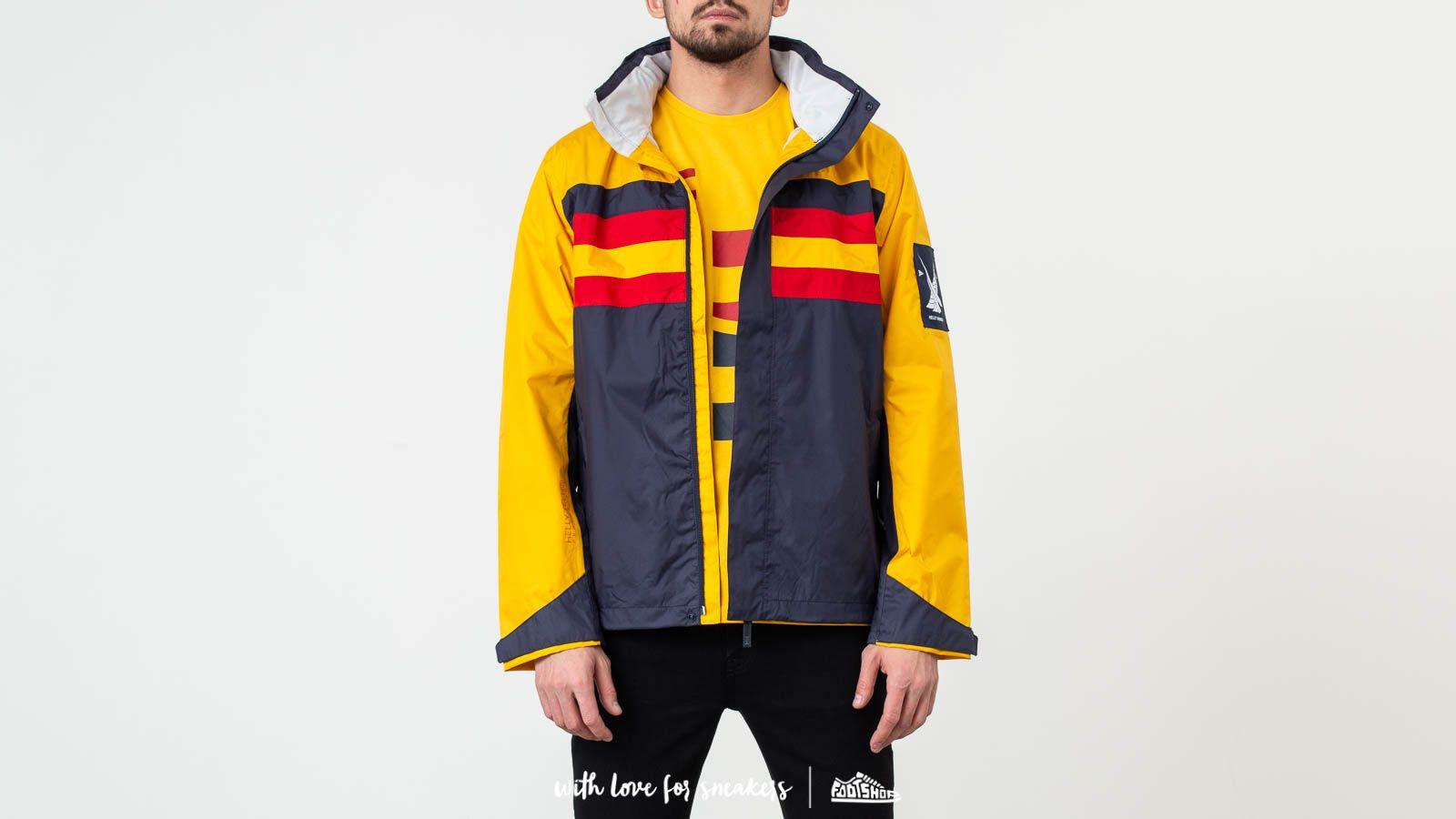 4284af44d3aad Helly Hansen Urban Windbreaker Essential Yellow at a great price 156 €  bestell bei Footshop