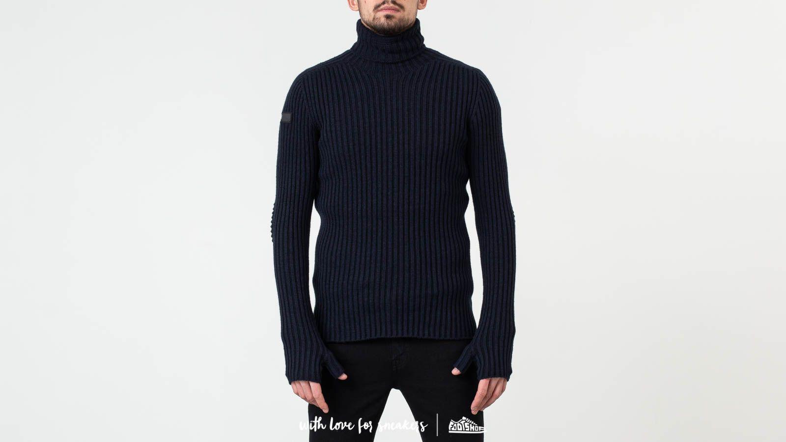 Riot Division Combat Sweater Navy za skvelú cenu 119 € kúpite na Footshop.sk