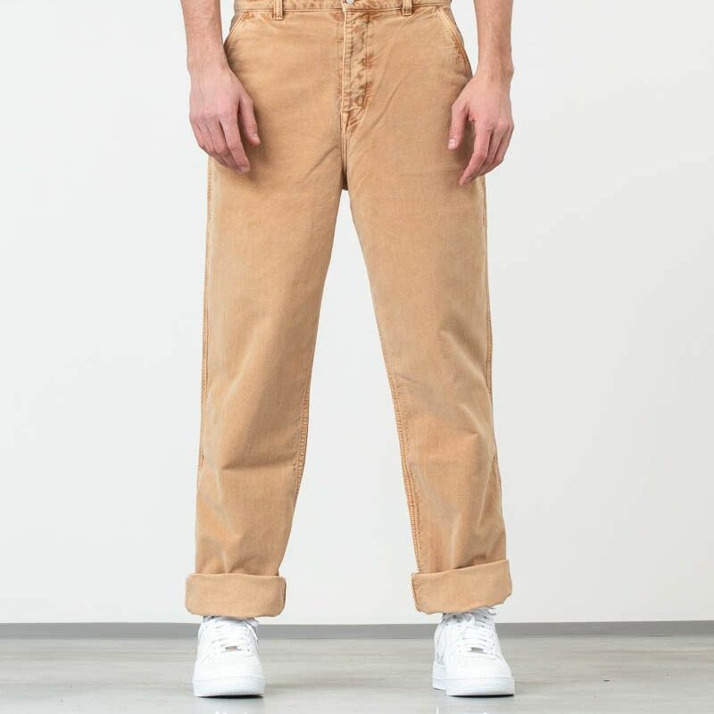 Our Legacy Commando Trousers Camel Moleskin