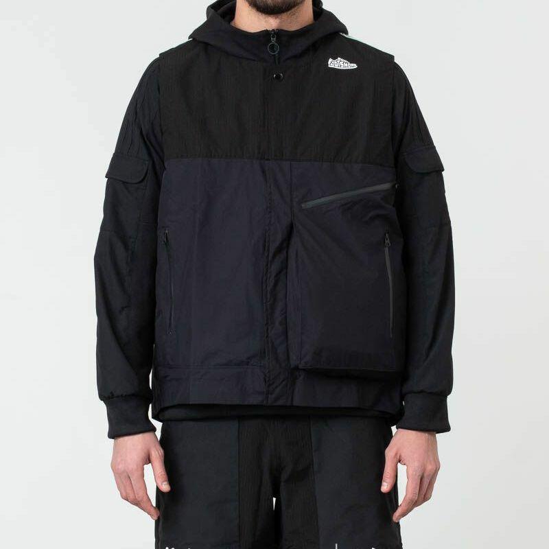 adidas Consortium x Footshop ACMON Gore-Tex Jacket Black XS
