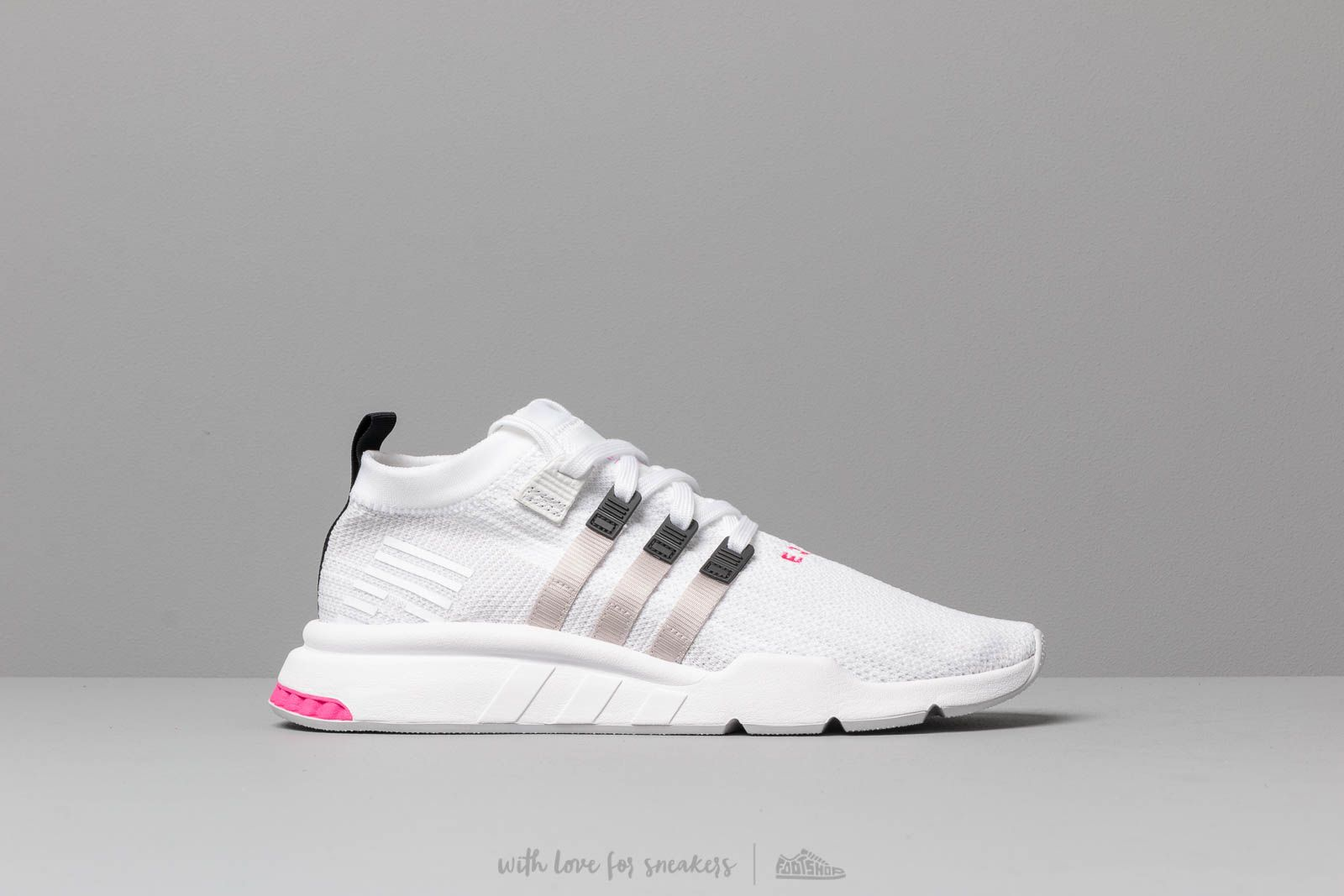free shipping ede38 91a6c adidas EQT Support Mid Adv Pk Ftw White  Grey Two  Core Black a muy