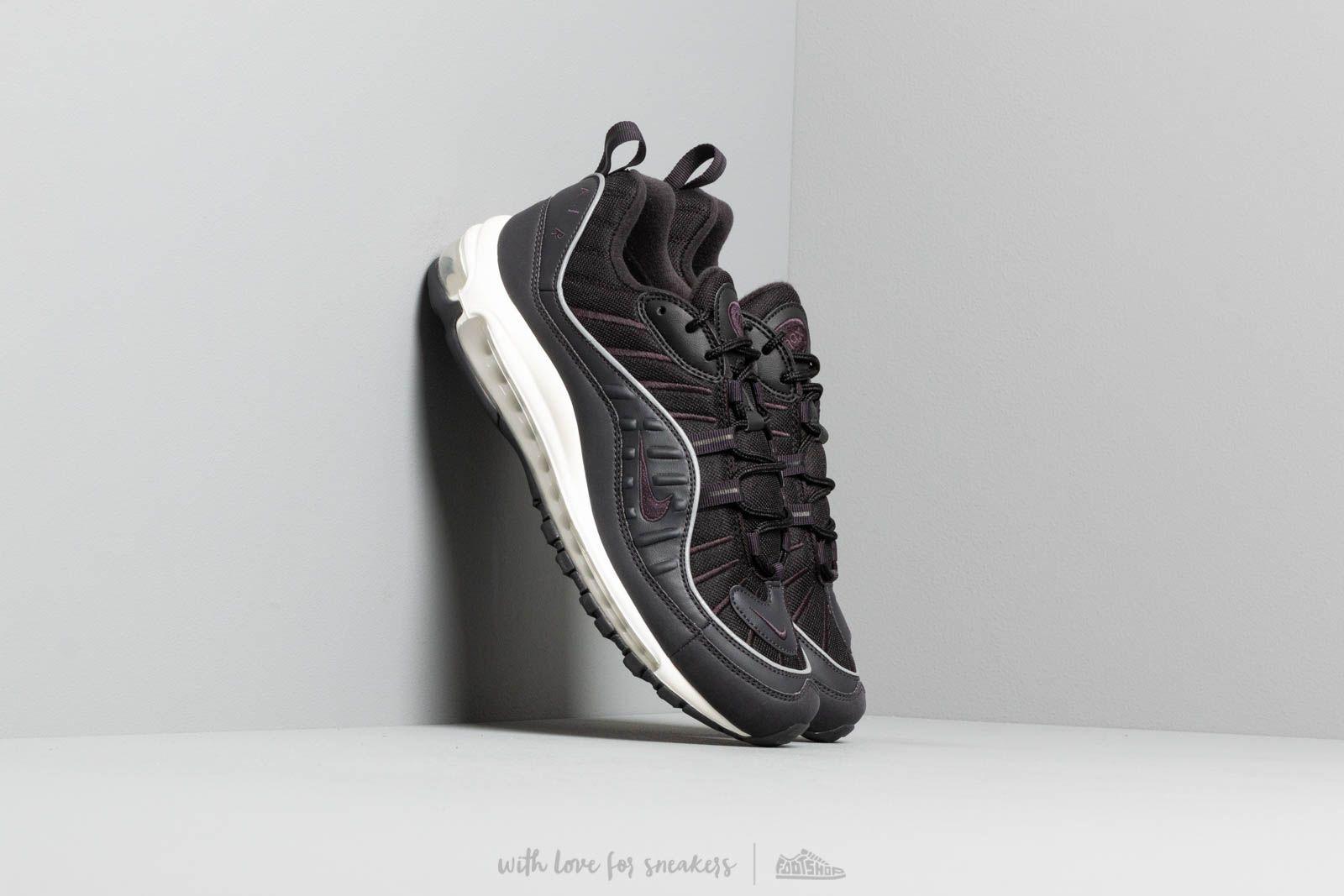 Pánské tenisky a boty Nike Air Max 98 Oil Grey/ Oil Grey-Black-Summit White