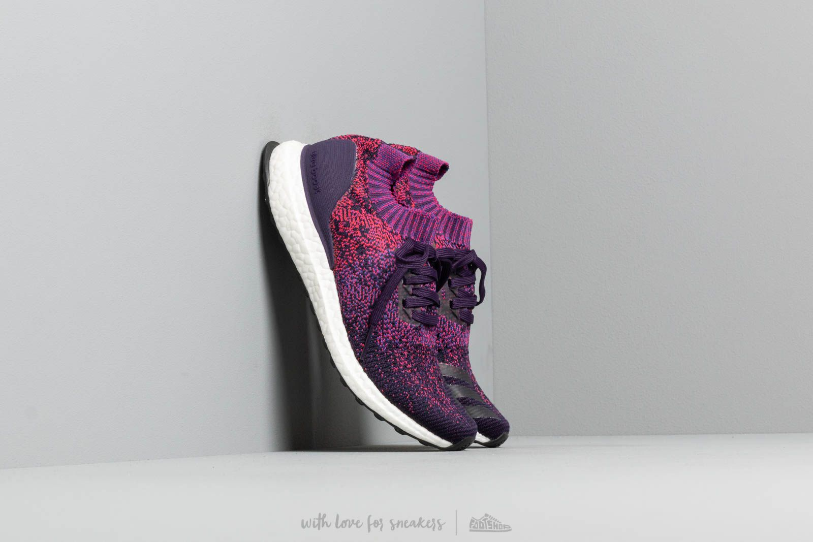 adidas UltraBOOST Uncaged W Legend Purple/ Legend Purple/ Shock Red at a great price 360 лв купете в Footshop