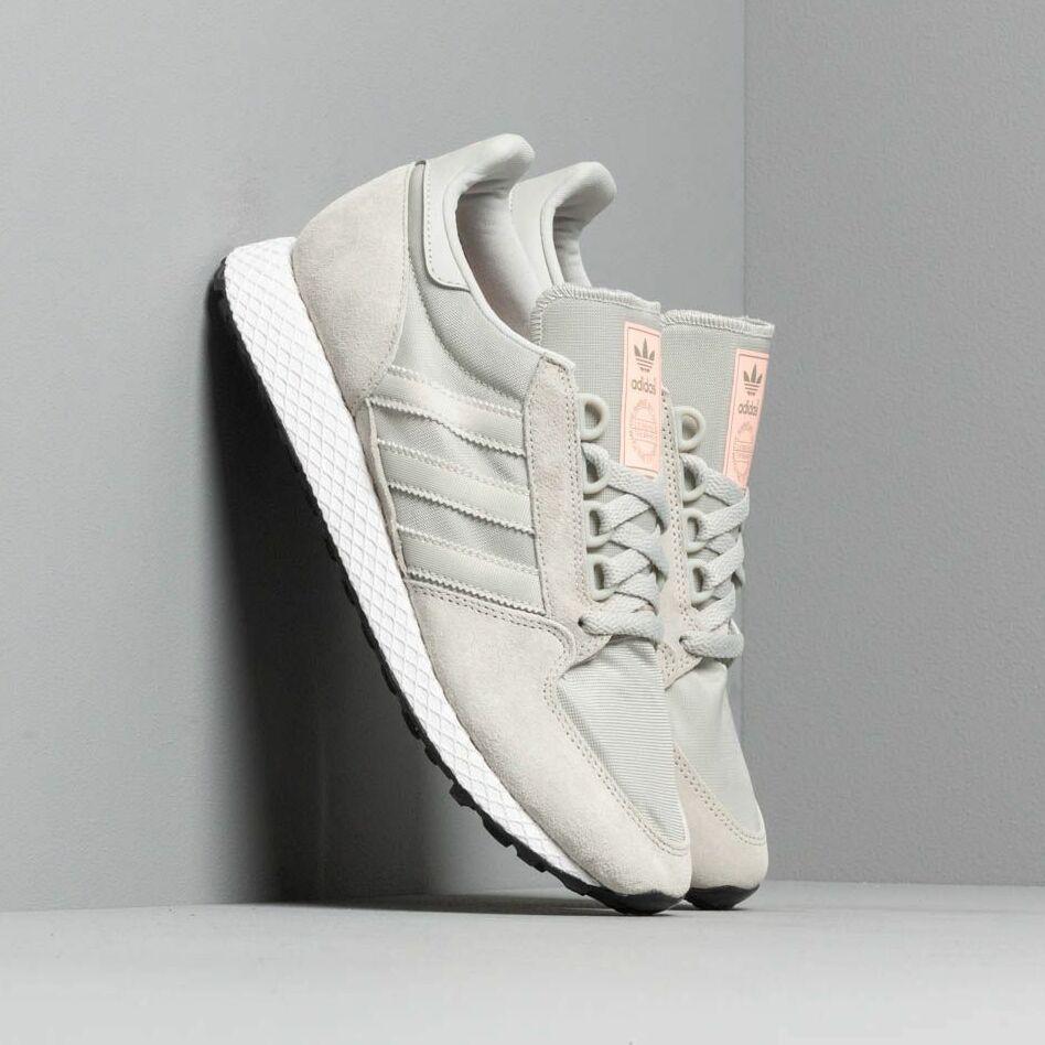 adidas Forest Grove W Ash Silver/ Ash Silver/ Clear Orange EUR 37 1/3