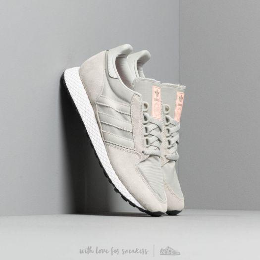 adidas Forest Grove W Ash Silver Ash Silver Clear Orange | Footshop