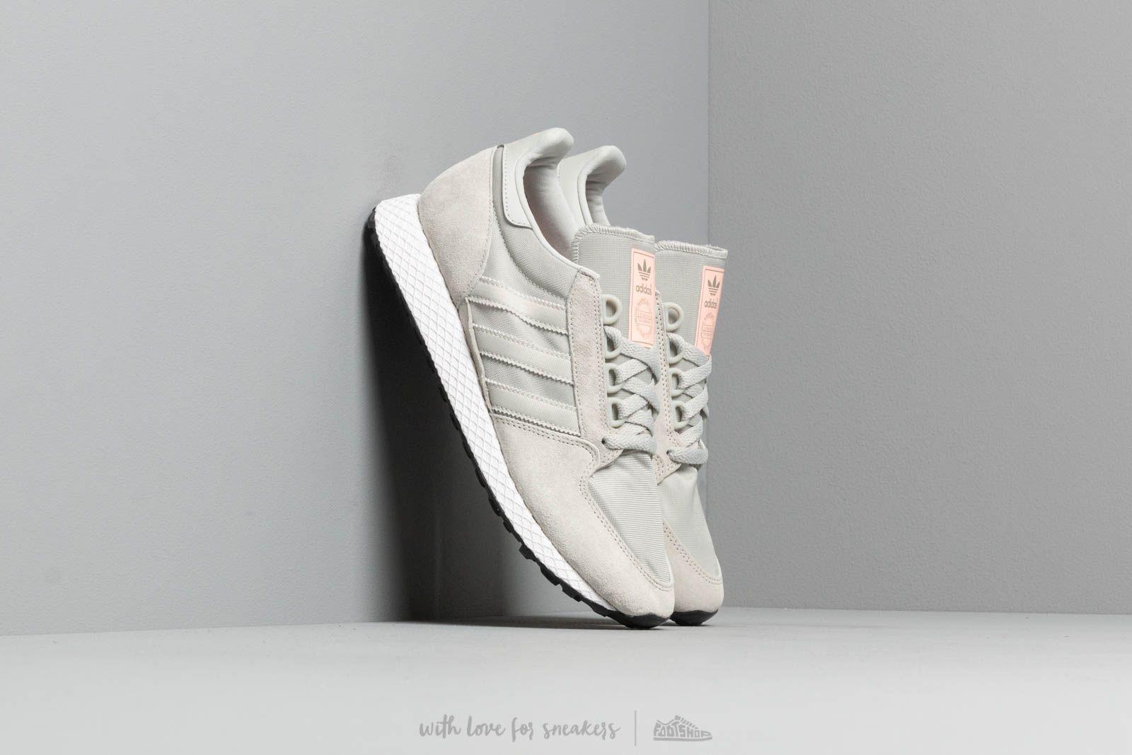 adidas Forest Grove W Ash Silver/ Ash Silver/ Clear Orange | Footshop