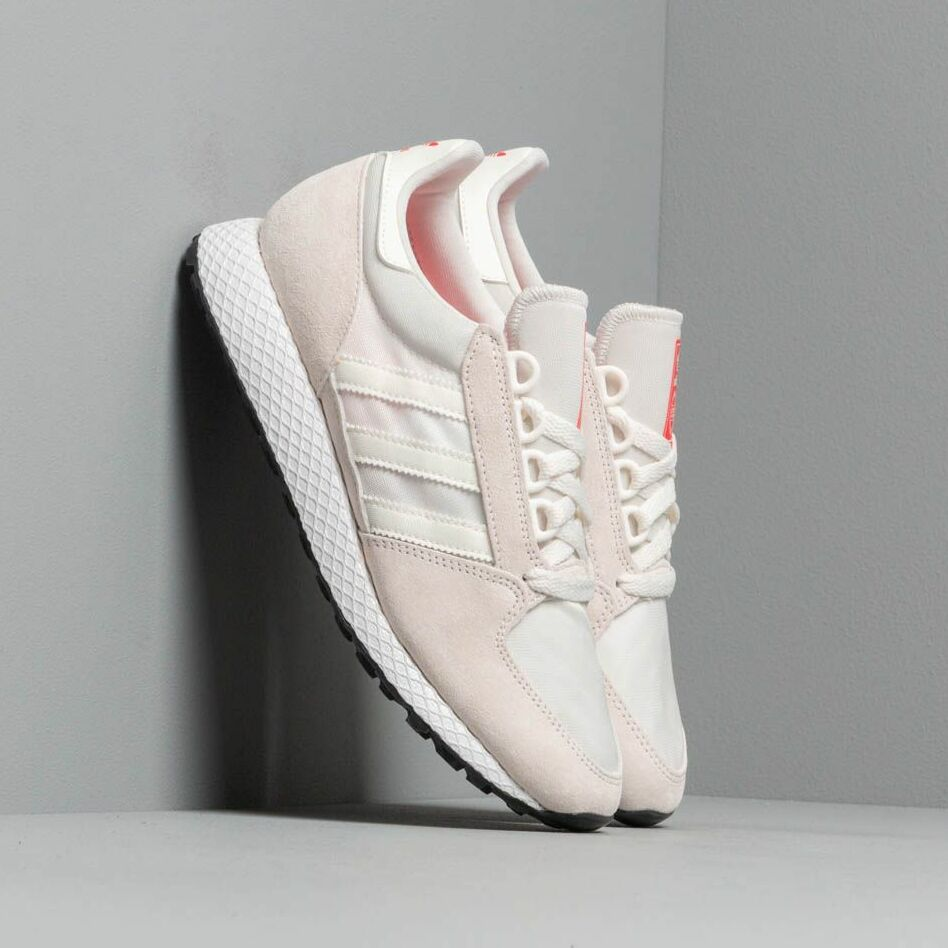 adidas Forest Grove W Cloud White/ Cloud White/ Shock Red EUR 37 1/3
