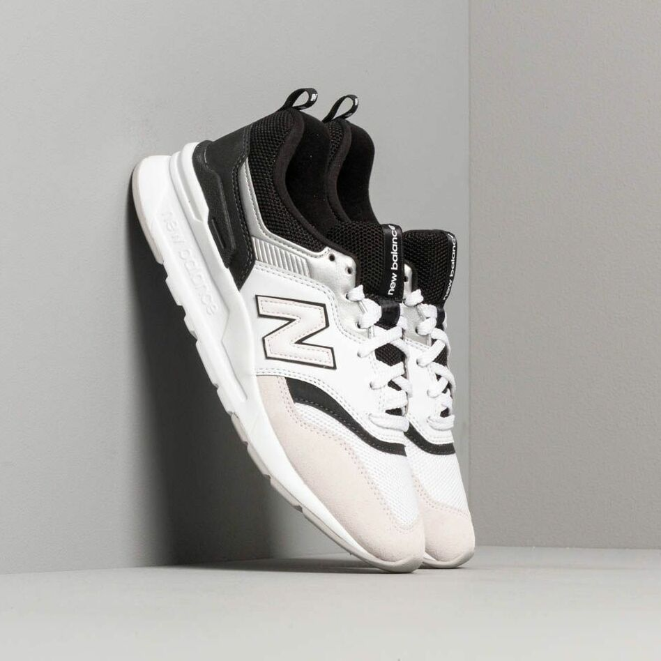 New Balance 997 White/ Black EUR 36.5