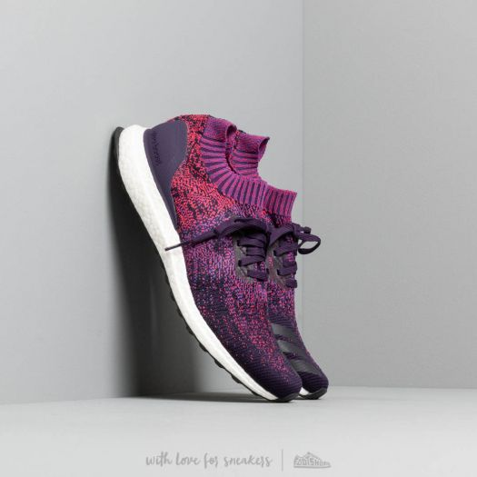 100% high quality top fashion official images adidas UltraBOOST Uncaged Legend Purple/ Active Blue ...