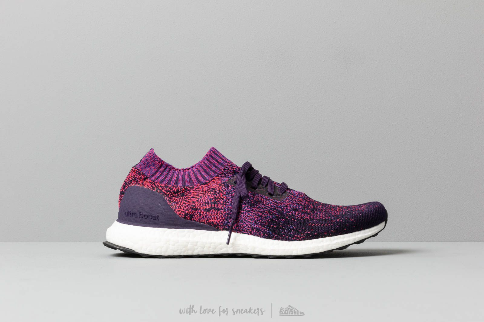buy popular c1570 b2397 adidas UltraBOOST Uncaged Legend Purple  Active Blue  Shock Red at a great  price 176