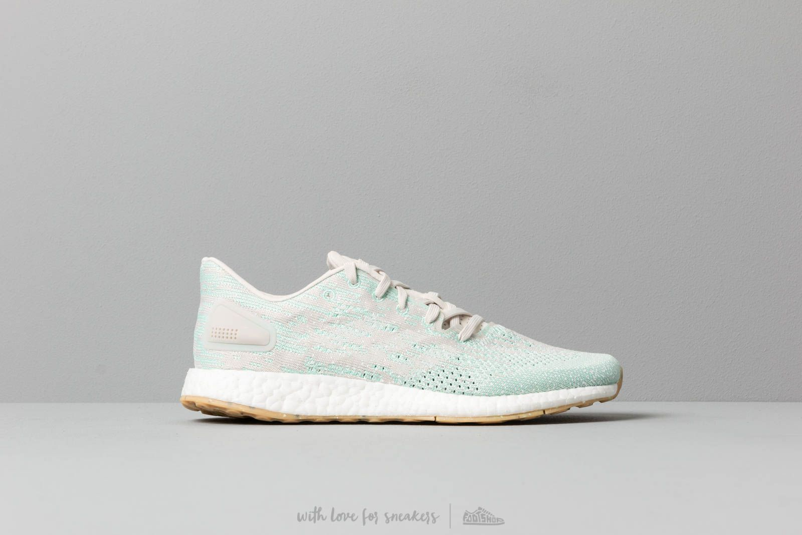 7b43b1995 adidas PureBOOST DPR W Raw White  Ftw White  Clear Mint at a great price