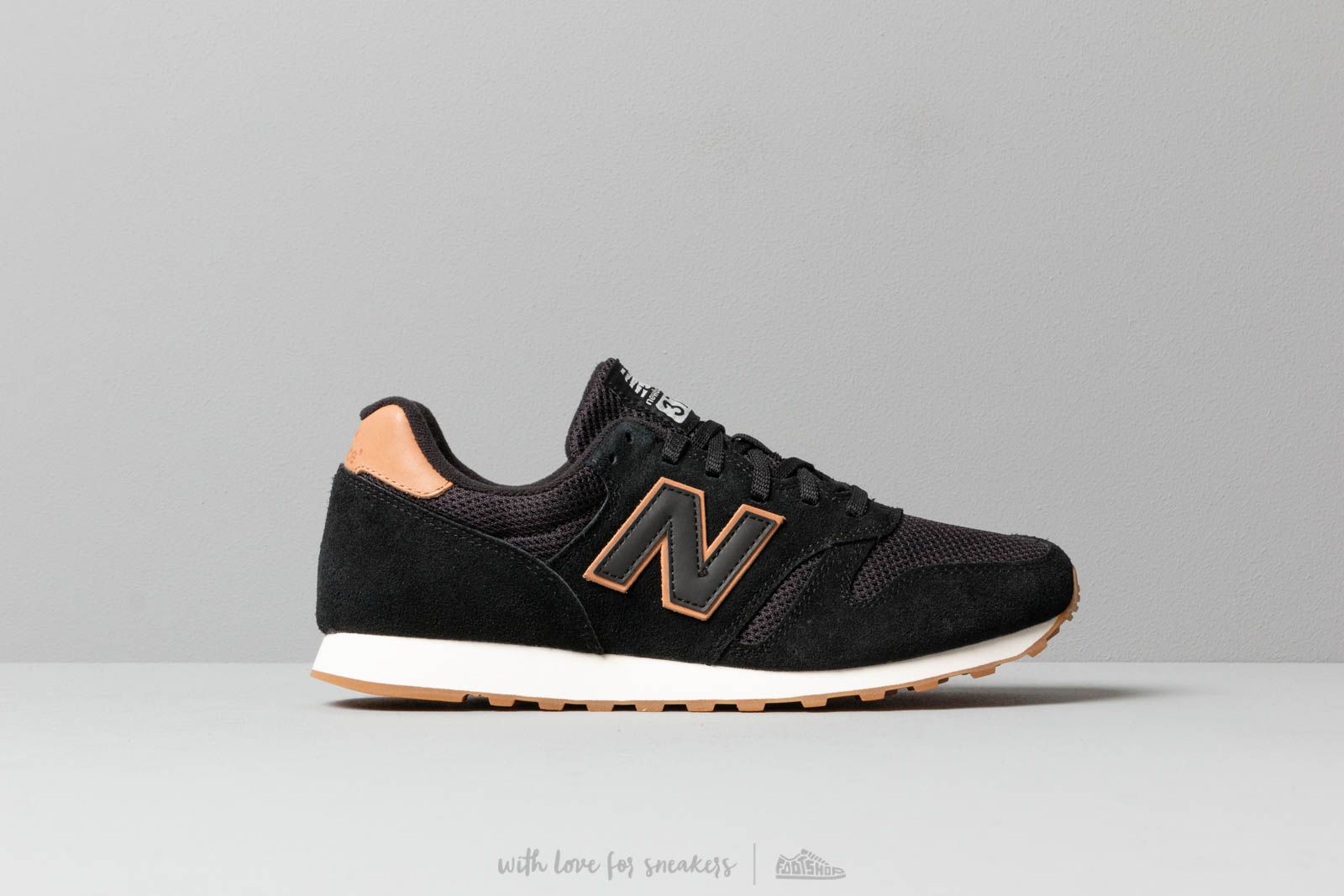 huge selection of 37879 46041 New Balance 373 Black  White  Brown at a great price 77 € buy at