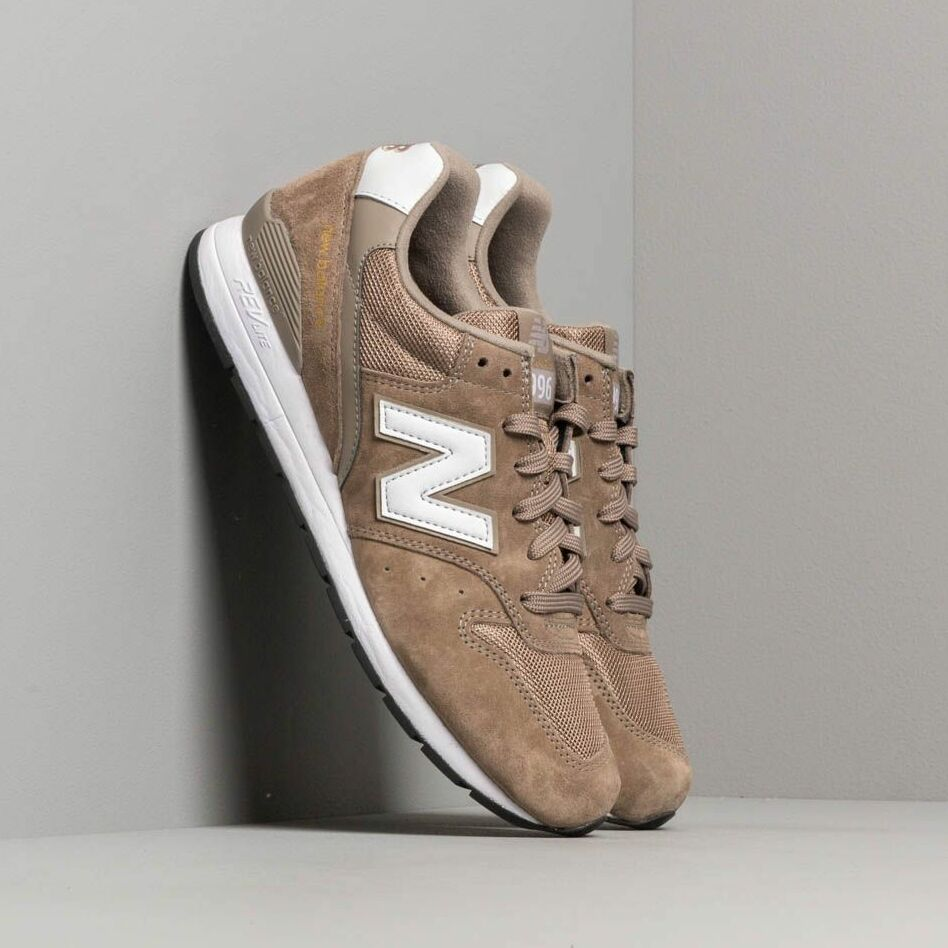 New Balance 996 Brown/ White EUR 41.5
