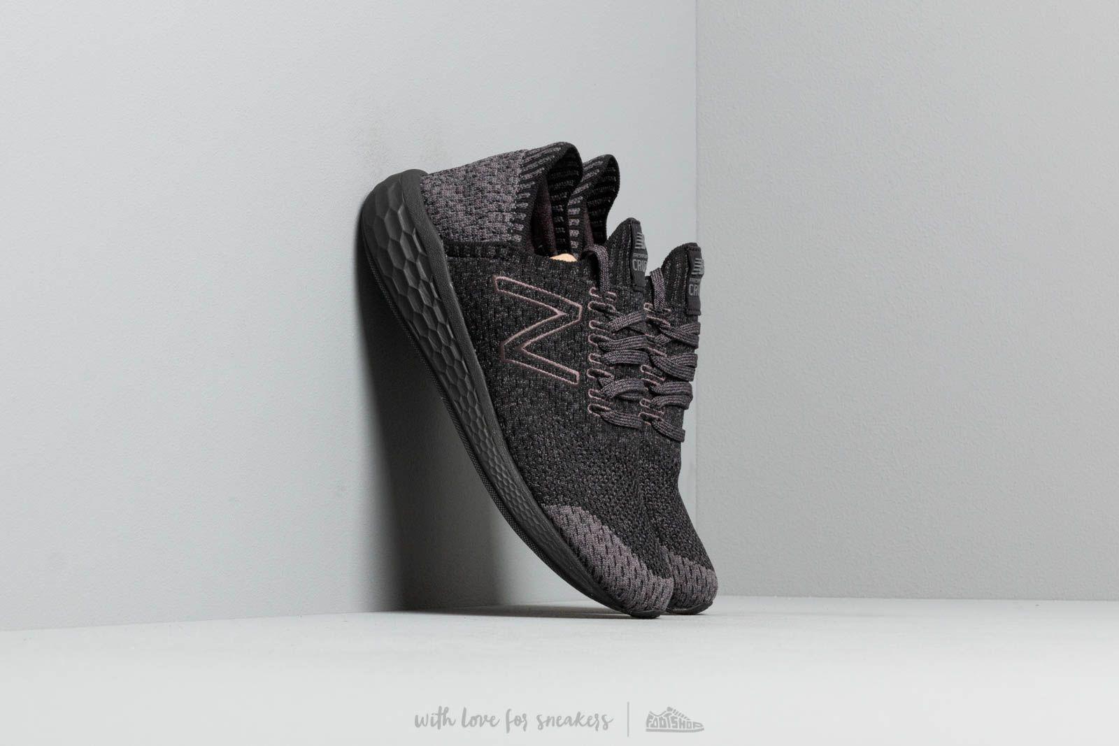 Men's shoes New Balance Cruz Black/ Grey