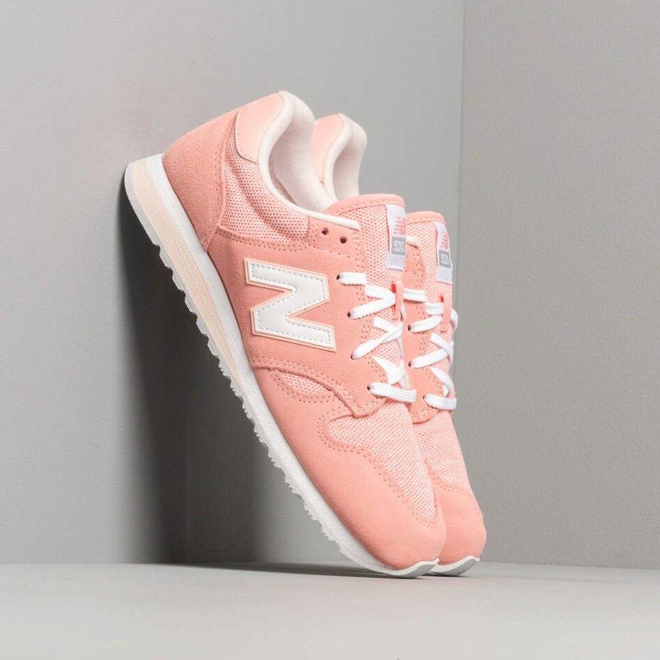 New Balance 520 Pink/ White EUR 37.5