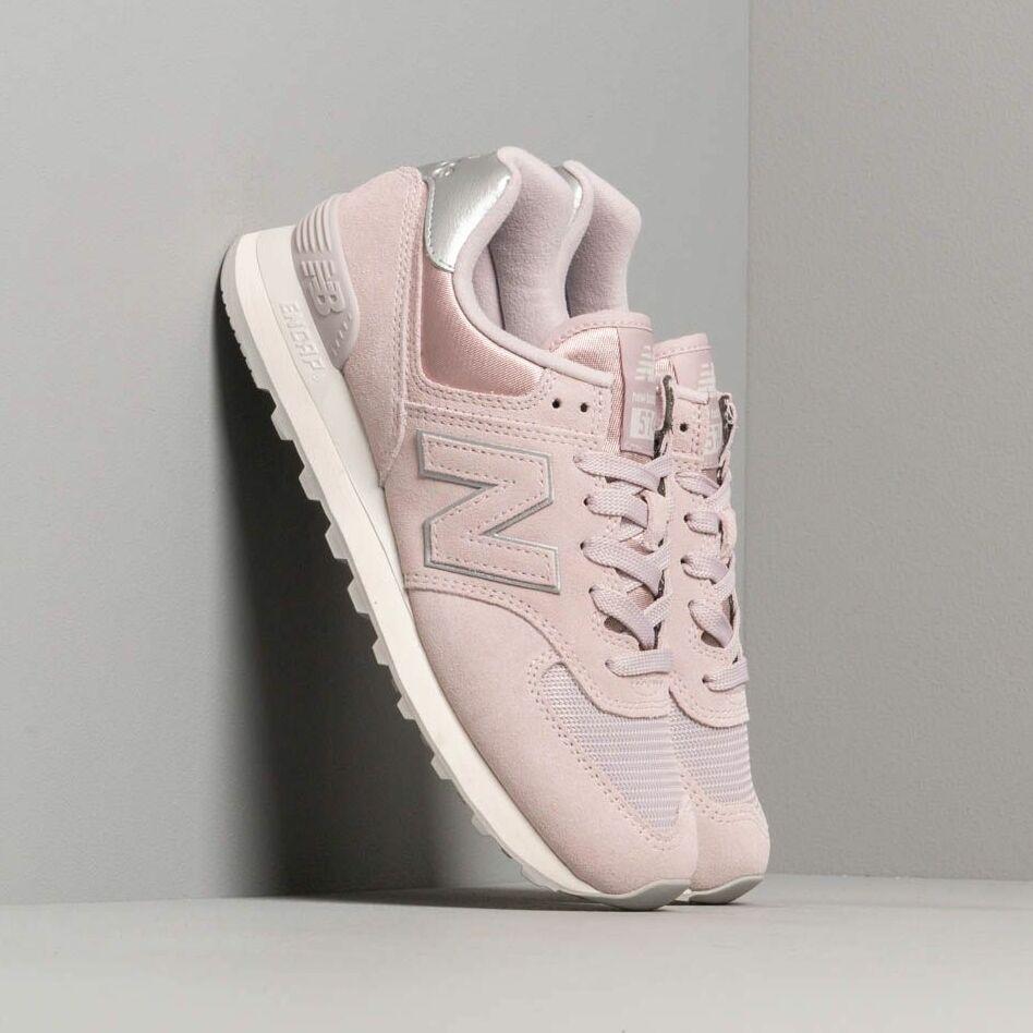 New Balance 574 Pink/ Grey EUR 37