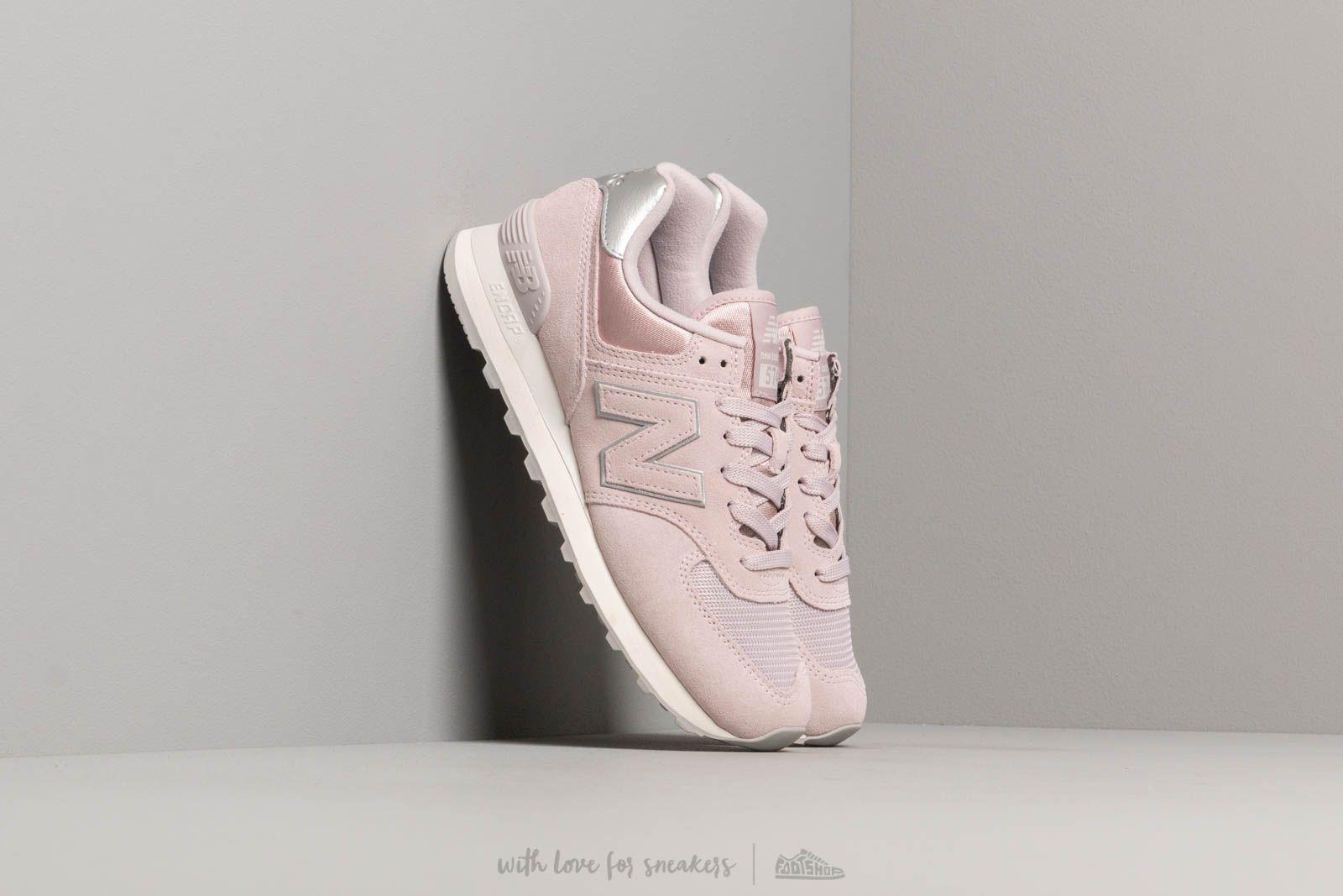 a2bc8d05130 New Balance 574 Pink  Grey at a great price £76 buy at Footshop