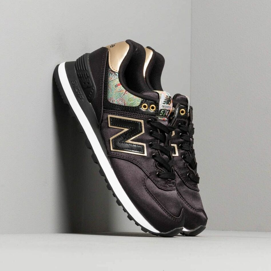 New Balance 574 Black/ Gold EUR 36.5