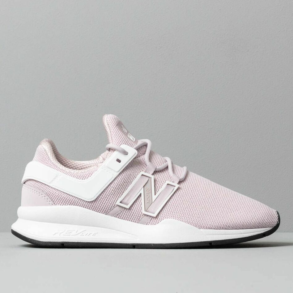 New Balance 247 Pink/ White